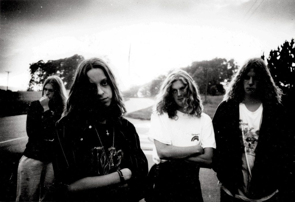 NBM - Darkthrone in their youth copyright Peaceville Records