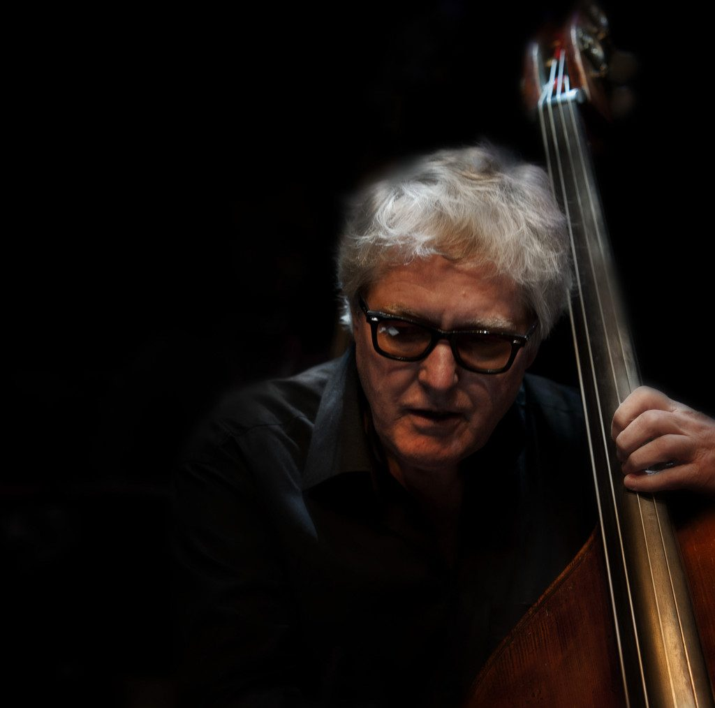 Norwegian bass player and jazz legend Arild Andersen. Photo: Roar Vestad/ECM Records