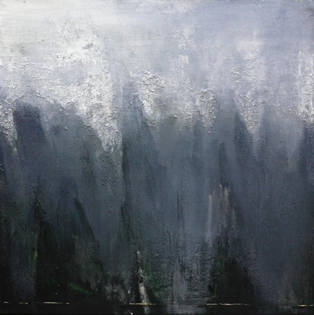 Ørnulf Opdahl's Mountain and Sea. Photo: Purdy Hicks Gallery