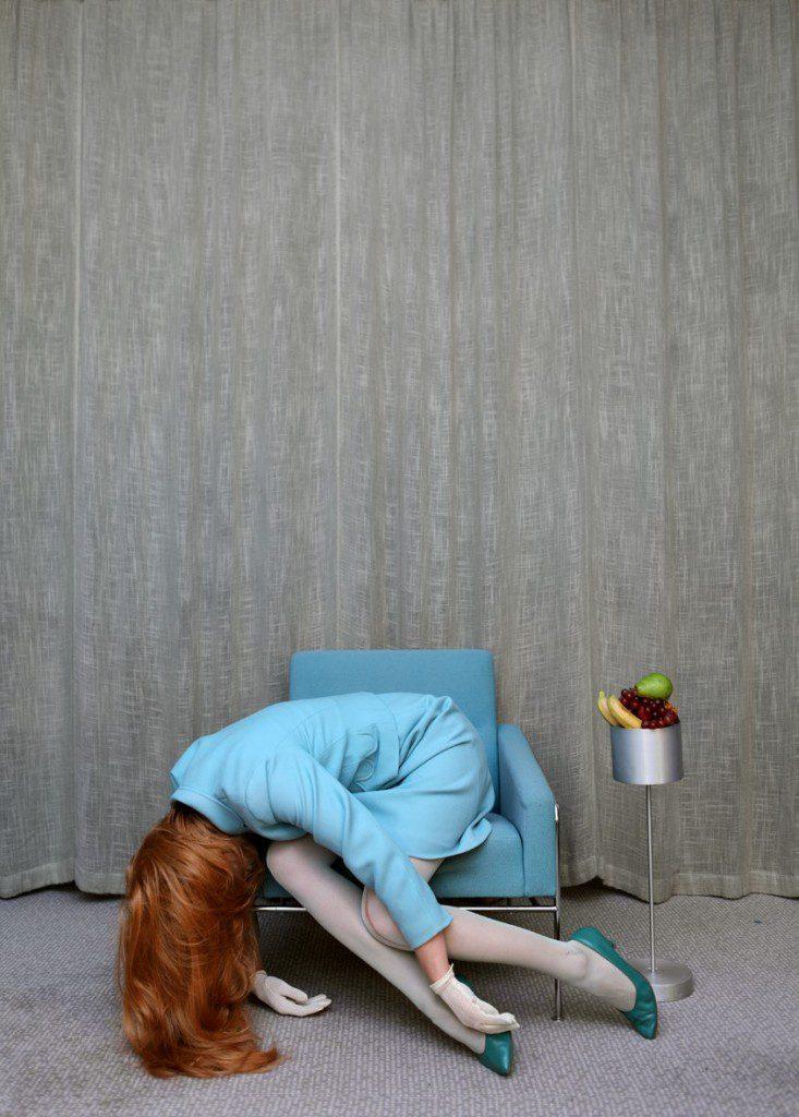 Anja Niemi, The Secretary, from Starlets series (2013)