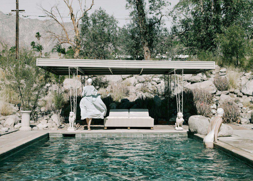 Anja Niemi, The Swimming Pool, from Darlene & Me series (2015)