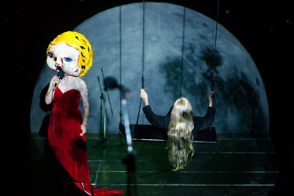 Me: A Doll's House. Ibsen Scholarships winning project 2014, Romania