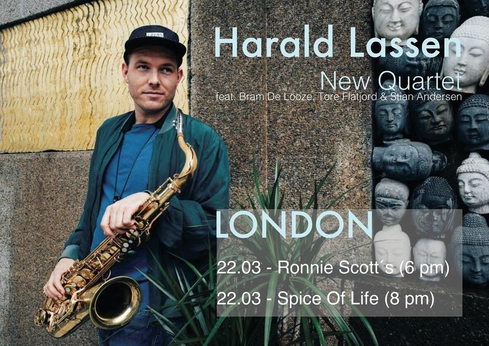 Harald Lassen New Quartet