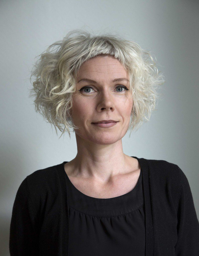 Hanne Ørstavik. Photo: Linda B. Engelberth