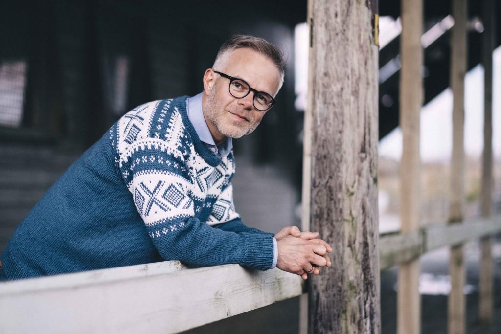 Tore Renberg. Photo: Tommy Ellingsen