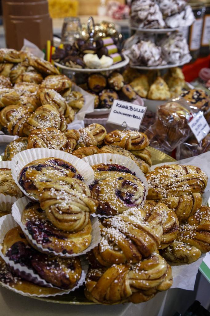 Cinnamon Rolls. Photo: Yadid Levy / Norden.org