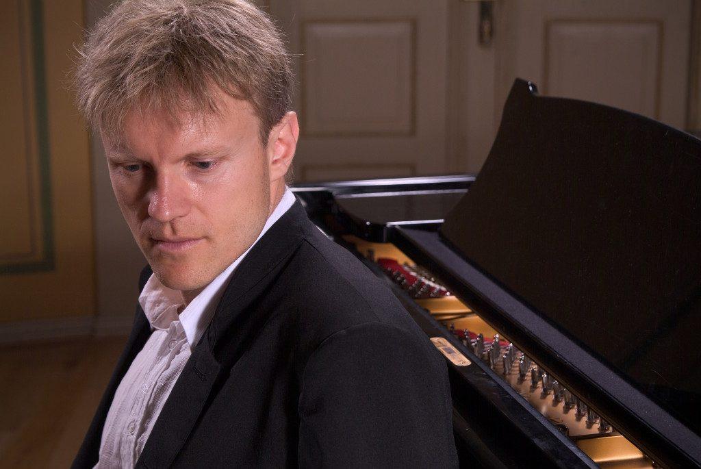 Håvard Gimse. Photo: John Andresen