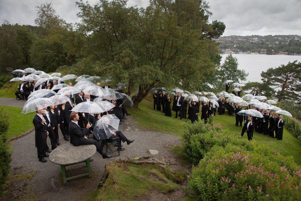 Bergen Philharmonic Orchestra. Photo: Oddleiv Apneseth