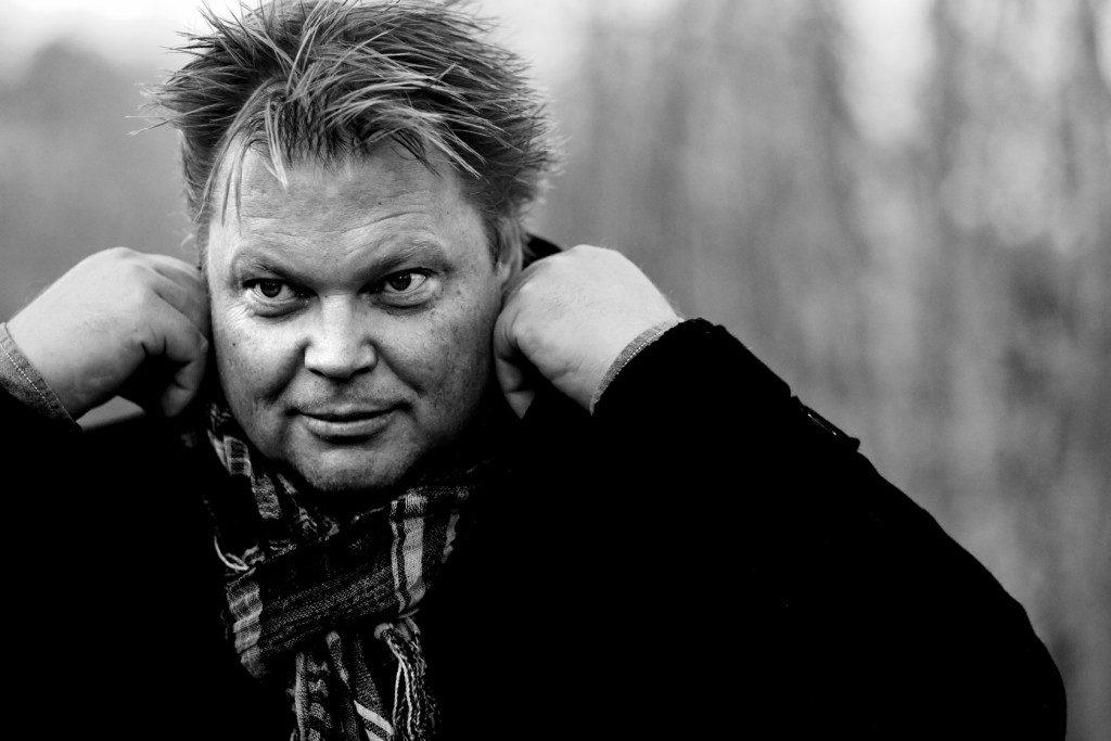 Jørn Lier Horst. Photo: Dag G. Nordsveen / www.nordsveenfoto.no
