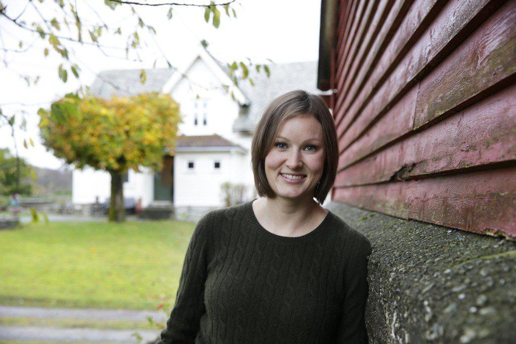 Agnes Ravatn. Photo: Grethe Nygaard