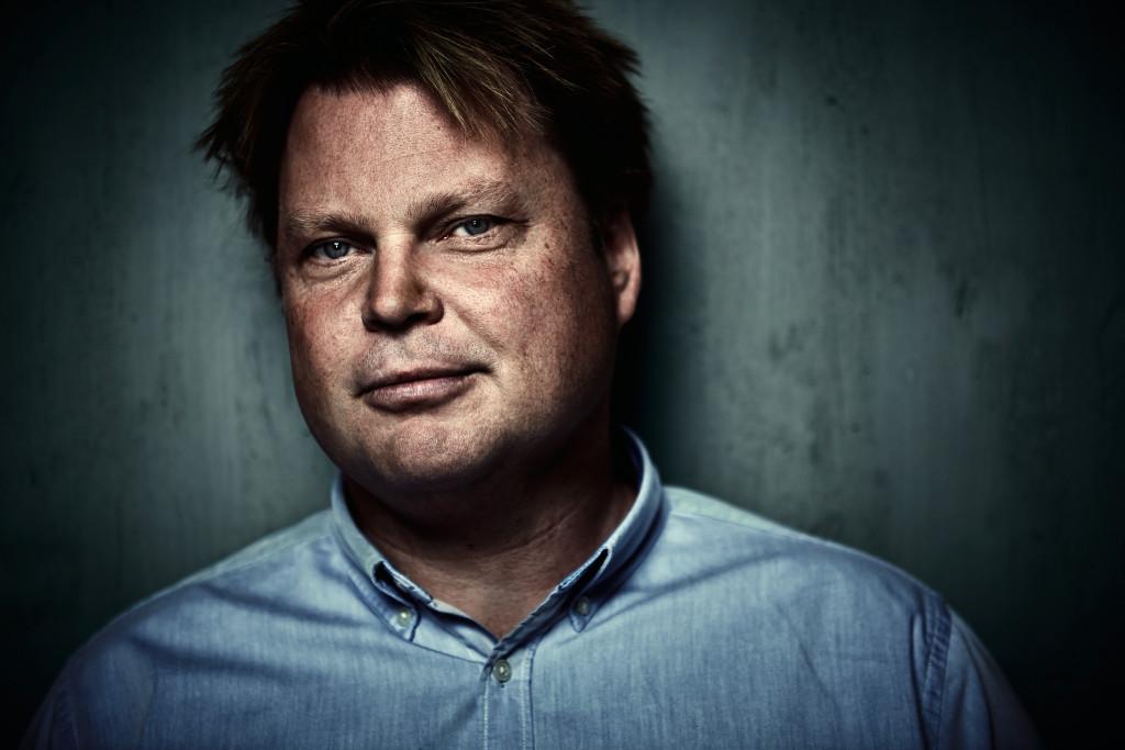 Jørn Lier Horst. Photo: Marius Viken