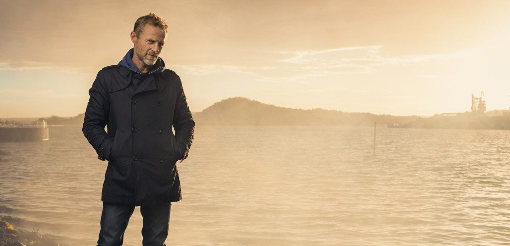 Is a Jo Nesbø story what you want for Christmas? -Photo by: Thron Ullberg