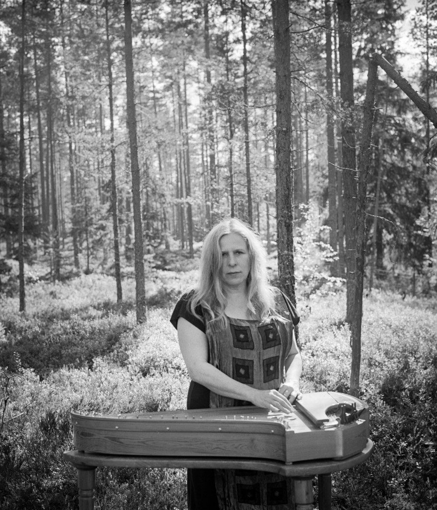 Sinikka Langeland - Photo: Dag Alveng