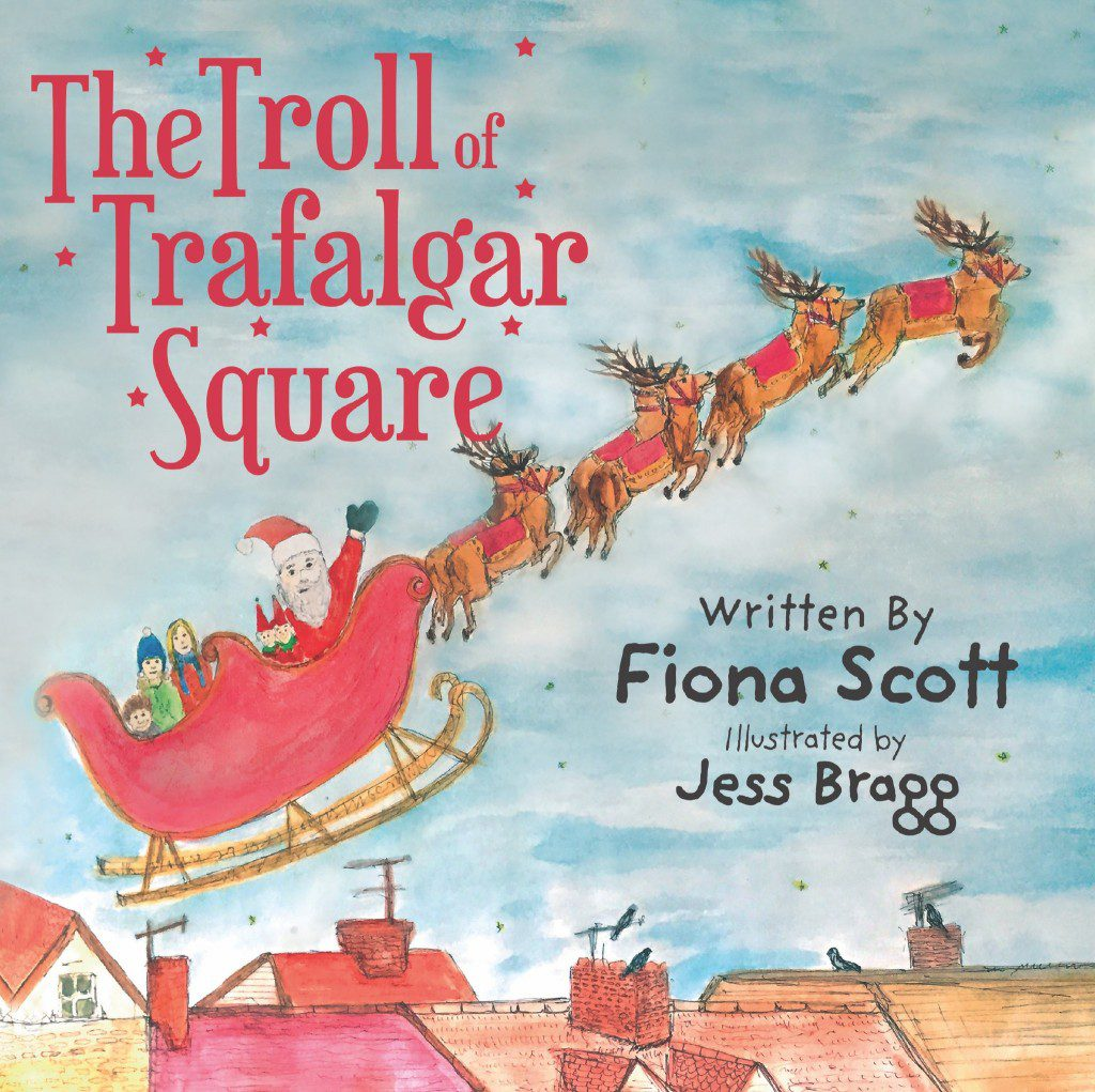 Cover of The Troll of Trafalgar Square