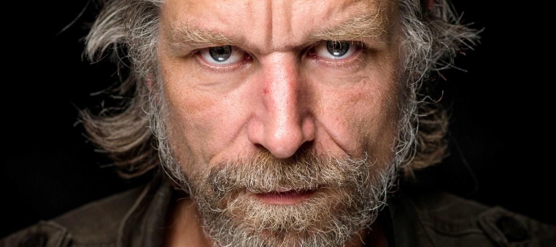 Karl Ove Knausgård. Photo: André Løyning