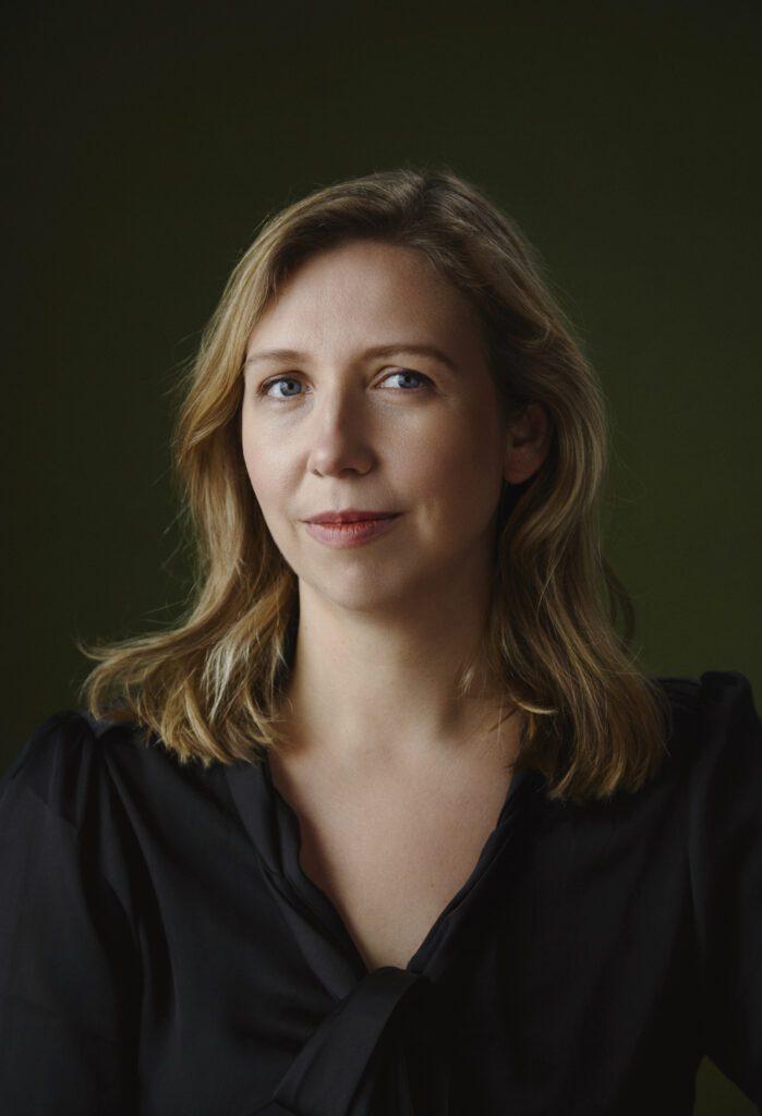 Portrait photograph of Helene Flood (photo: Julie Pike)