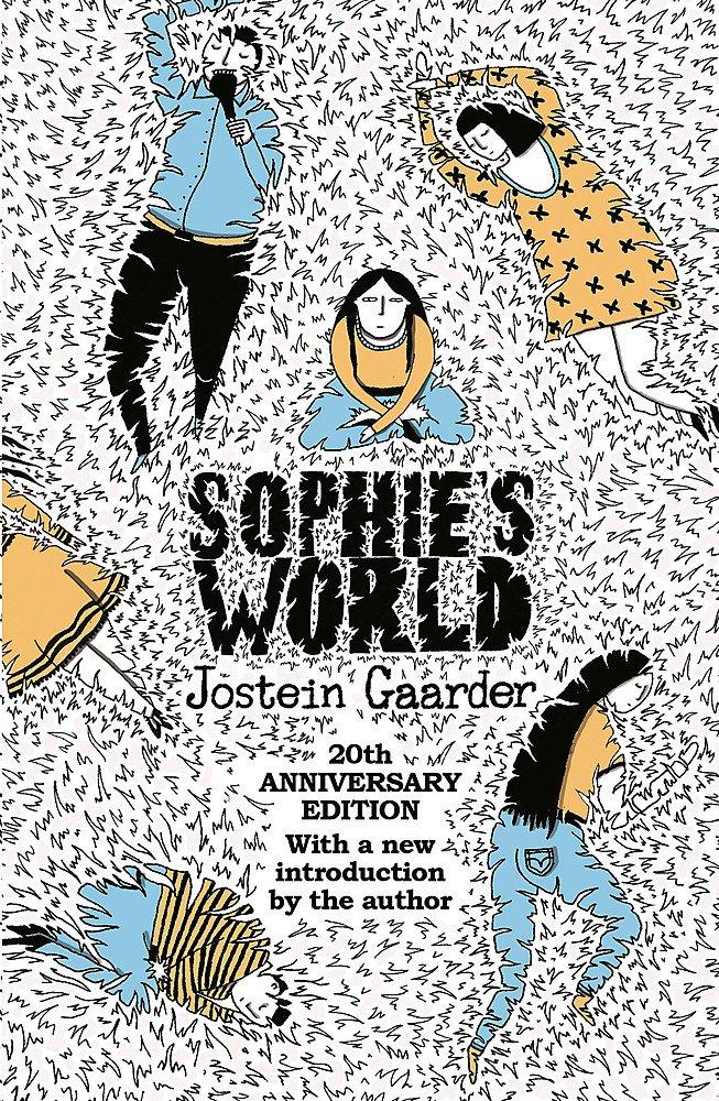 Norwegian Children's Literature - cover of Sophie's World by Jostein Gaarder