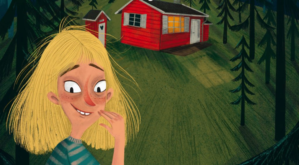 Norwegian Children's Literature - Buffy By